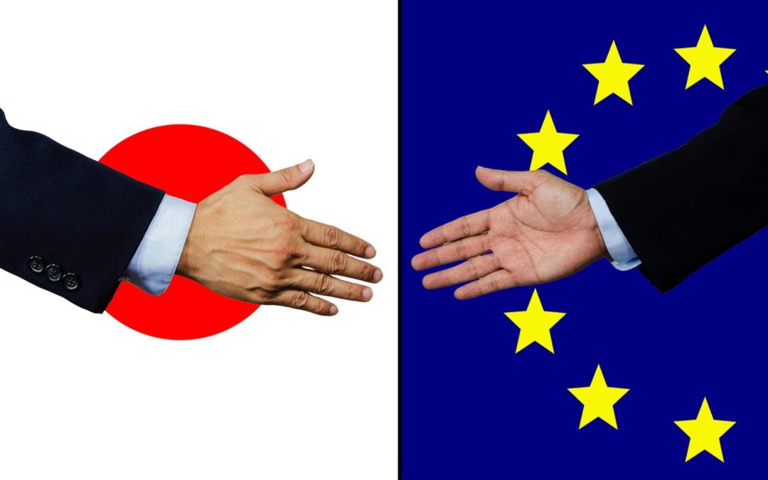Druhé výročí obchodní dohody mezi EU a Japonskem ve znamení dalšího posilování vazeb